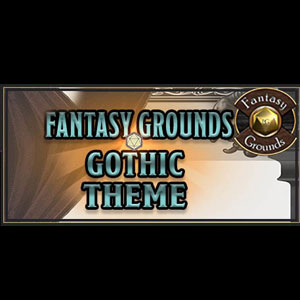 Fantasy Grounds FG Theme Gothic Digital Download Price Comparison