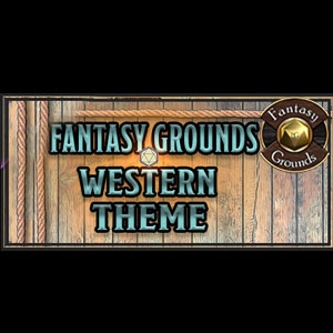 Fantasy Grounds FG Theme Western