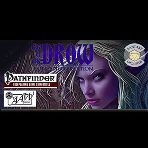 Fantasy Grounds Rise of the Drow