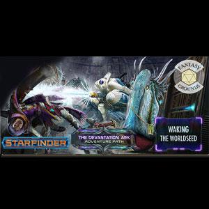 Fantasy Grounds Starfinder RPG Devastation Ark AP 1 Waking the Worldseed