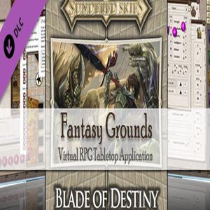 Fantasy Grounds Sundered Skies 3 Blade of Destiny