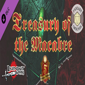 Fantasy Grounds Treasury of the Macabre