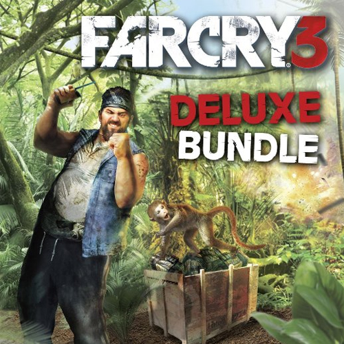 Far Cry 3 Deluxe Bundle DLC Digital Download Price Comparison