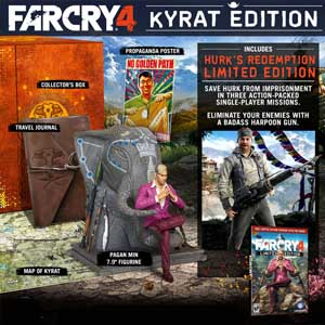 Far cry 4 Kyrat Edition Xbox 360 Code Price Comparison