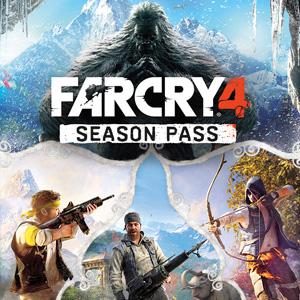 Far Cry 4 Season Pass Ps4 Code Price Comparison