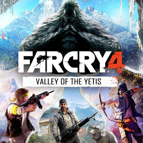 Far Cry 4 Valley of the Yetis Digital Download Price Comparison