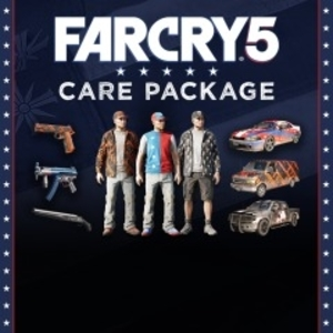 Far Cry 5 Care Package Ps4 Digital & Box Price Comparison