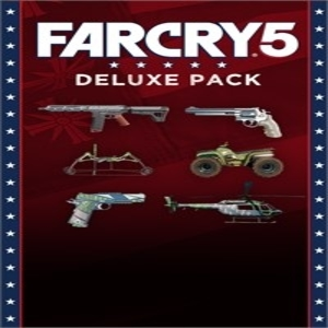 Far Cry 5 Deluxe Pack Xbox One Price Comparison