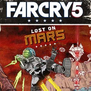 Far Cry 5 Lost on Mars Xbox One Digital & Box Price Comparison