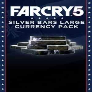Far Cry 5 Silver Bars Large Pack Ps4 Price Comparison