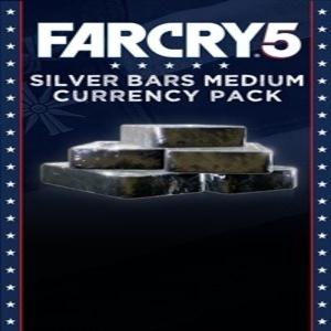Far Cry 5 Silver Bars Medium Pack Ps4 Price Comparison