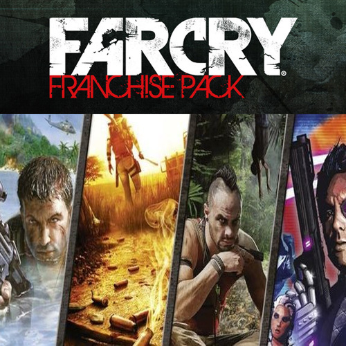 Far Cry Franchise Digital Download Price Comparison