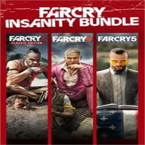 Far Cry Insanity Bundle