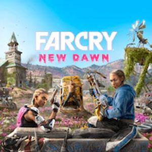 Far Cry New Dawn Xbox Series Price Comparison