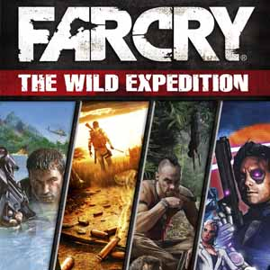 Far Cry Wild Expeditions PS3 Code Price Comparison