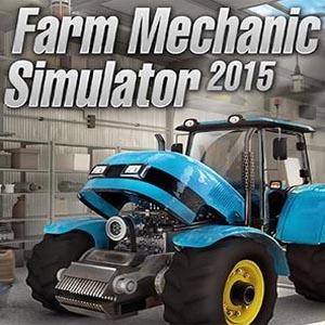 Farm Mechanic Simulator 2015 Digital Download Price Comparison