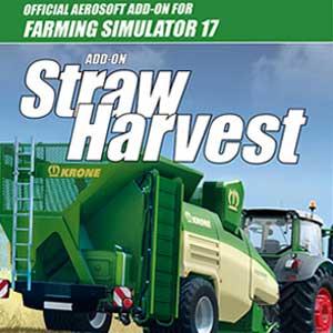 Farming Simulator 17 Straw Harvest Add-On Digital Download Price Comparison