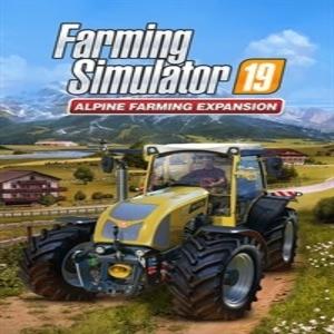 Farming Simulator 19 Alpine Farming Expansion