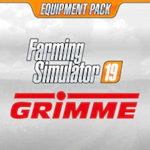 Farming Simulator 19 GRIMME Equipment Pack Ps4 Price Comparison