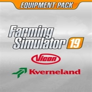 Farming Simulator 19 Kverneland and Vicon Equipment Pack