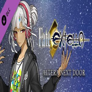 Fate EXTELLA  Altera Next Door