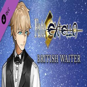 Fate/EXTELLA British Waiter