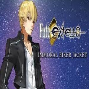 Fate/EXTELLA Immoral Biker Jacket