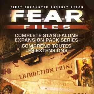 FEAR Files XBox 360 Code Price Comparison