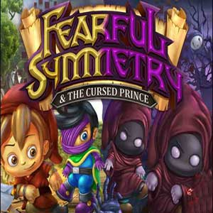 Fearful Symmetry & The Cursed Prince Digital Download Price Comparison