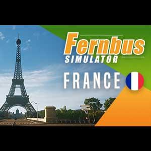 Fernbus Simulator Add-on France