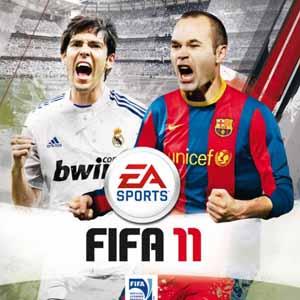 FIFA 11 XBox 360 Code Price Comparison