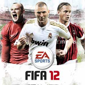 FIFA 12 XBox 360 Code Price Comparison