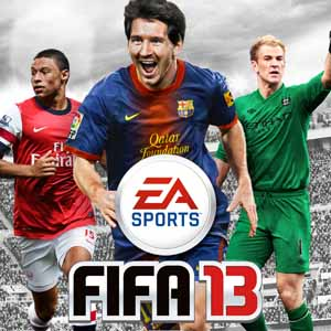 FIFA 13 PS3 Code Price Comparison