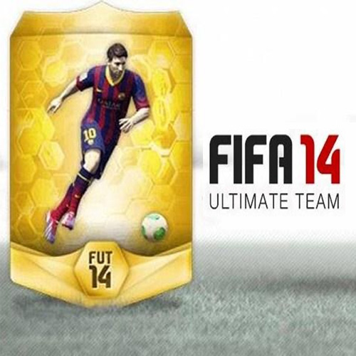 FIFA 14 4 FUT Gold Packs Digital Download Price Comparison