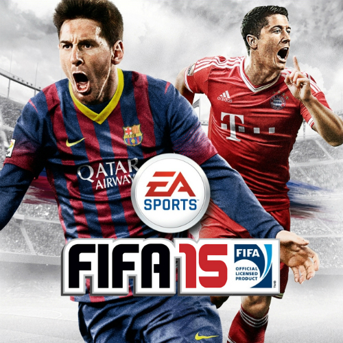 Buy FIFA 15 500 Points GameCard Code Compare Prices