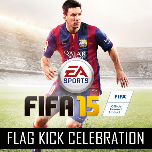Fifa 15 Flag Kick Celebration Digital Download Price Comparison