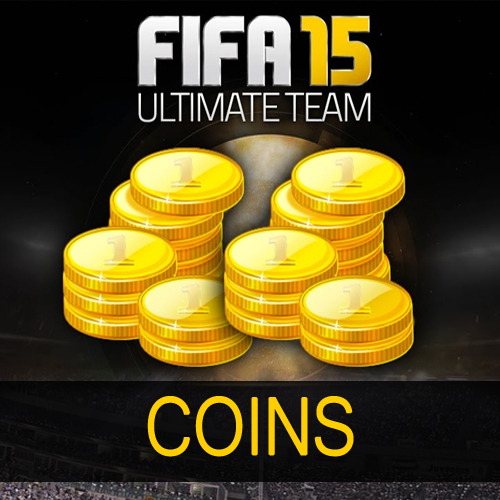 FIFA 15 FUT COINS Gamecard Code Price Comparison
