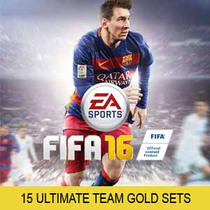 FIFA 16 15 Ultimate Team Gold Sets Multiplatform Digital Download Price Comparison