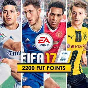 FIFA 17 2200 FUT Points Digital Download Price Comparison