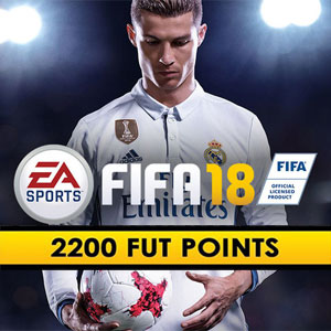 FIFA 18 2200 FUT Points Digital Download Price Comparison