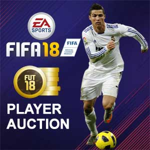 FIFA 18 Fut Coins Player Auction