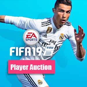 FIFA 19 FUT Coins Player Auction Digital Download Price Comparison