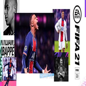 FIFA 21 Preorder Bonus Xbox One Digital & Box Price Comparison