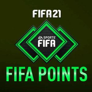 FIFA 21 FUT Points Ps4 Digital & Box Price Comparison