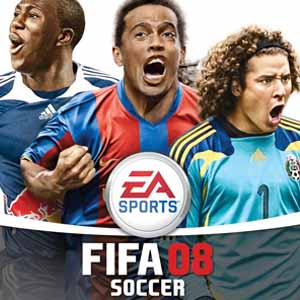 FIFA Soccer 08 XBox 360 Code Price Comparison