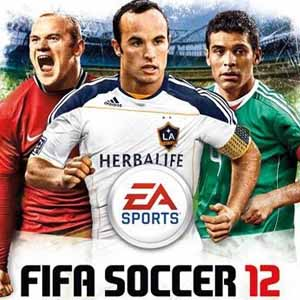 FIFA Soccer 12 XBox 360 Code Price Comparison