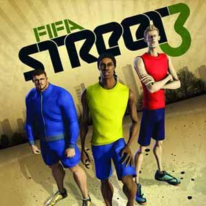 FIFA Street 3 XBox 360 Code Price Comparison
