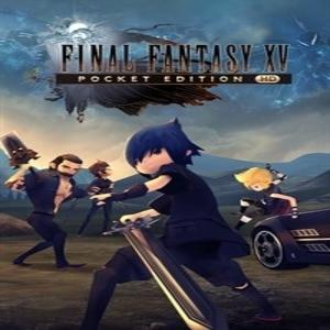 Final Fantasy 15 Pocket Edition HD