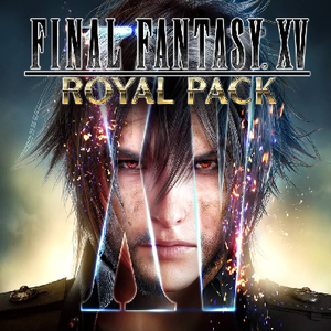 Final Fantasy 15 Royal Edition Pack
