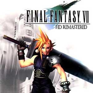 Final Fantasy 7 HD Remake Ps4 Code Price Comparison